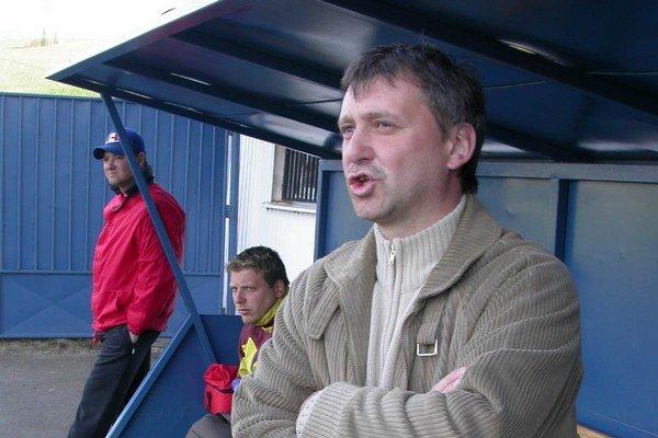 Tréner Emil Jacko.