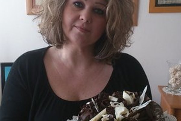 N:\00-spravodajstvo\Ako_ziju_znami_ludia\Paľovčíková Táňa/dsc– 0025Najnovšie ju očarili tortyTatiana Paľovčíková sa inšpiruje napríklad internetom.FOTO: ARCHÍV T. PAĽOVČÍKOVEJ