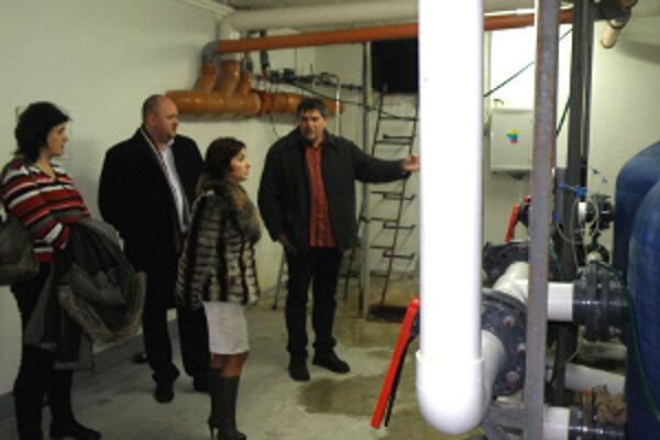 Primátorka navštívila aj palváreň, v ktorej boli v minulosti problémy.