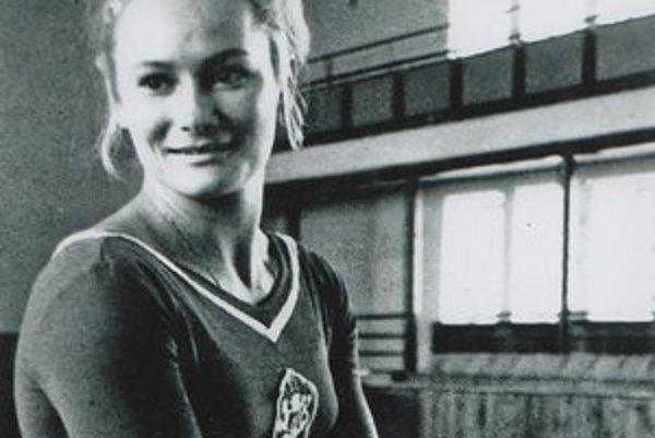 Jubilantka Marianna Némethová.