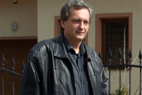 Primátor Novák Dušan Šimka.