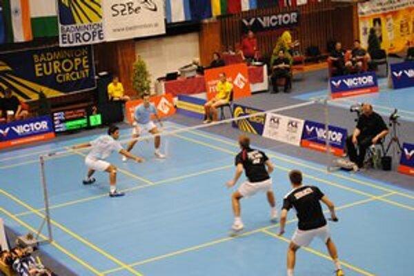 Victor Slovak Open. V Prešove sa znova začnú súboje na medzinárodnom turnaji.