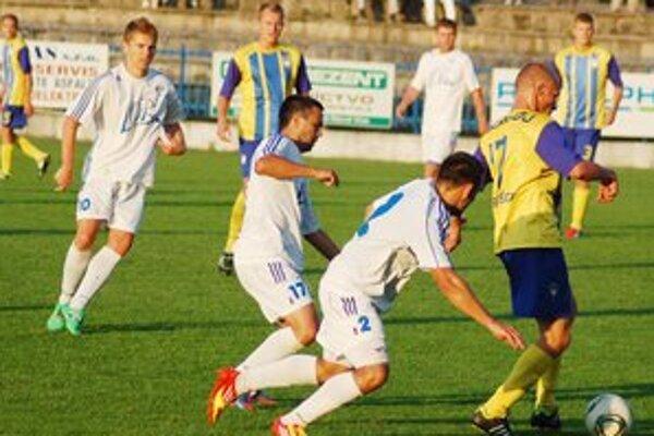 Výsledok 1:3 hovorí v prospech Trebišova, no lepším mužstvom bola Spišská Nová Ves.