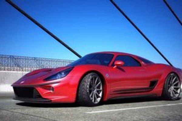 Kupé ATS 2500 GT. Kupé bude vyrábať obnovená talianska firma ATS, ktorá pôvodne vznikla pred 50 rokmi.