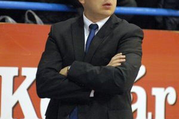 Maroš Kováčik. Asistent trénera Good Angels Košice.
