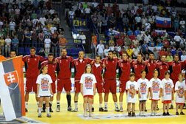 V kvalifikácii na ME proti Čiernej Hore slovenská hádzanárska reprezentácia vypredala Steel Arénu. Bude repete?