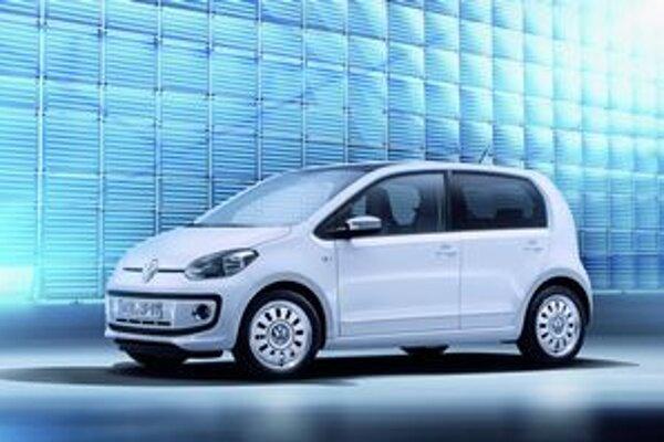 Štvordverová verzia Volkswagen up! Technicky je štvordverová verzia zhodná s dvojdverovou, ktorá sa už úspešne etablovala na trhu.