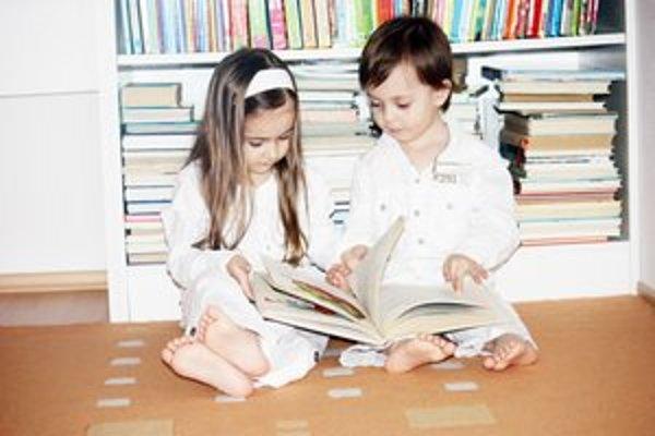 Čítanie v ranom veku pomáha rozvíjať celý rad schopností.