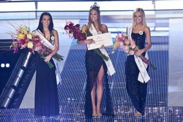 Alexandra, Ľubica, Martina. Tri krásky nás budú reprezentovať na svetových súťažiach.