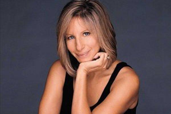 Oslávenkyňa. Barbra Streisand vyzerá na 70 rokov naozaj neskutočne.