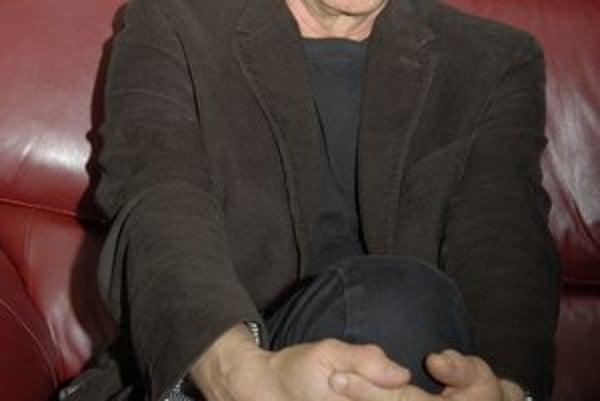 Nechce robiť nepotrebné filmy. Juraj Nvota dáva do svojej tvorby všetko.