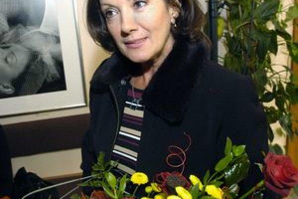 Marie Rottrová má jednoduchý recept - pozitívne myslenie.