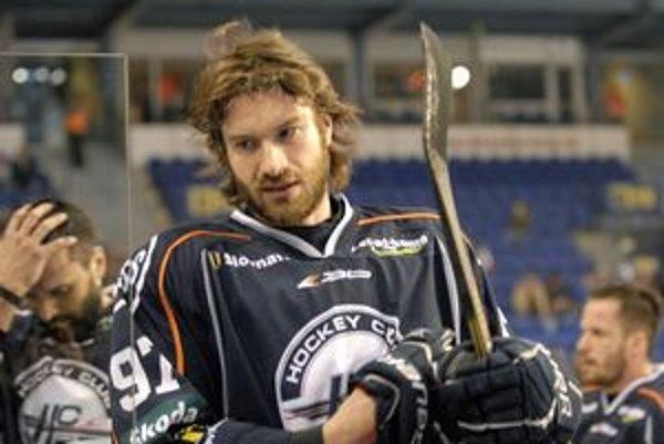 Stanislav Gron. Tento týždeň na ľad nemôže.