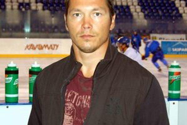 Ladislav Nagy už zarezáva v HC Lev Poprad.