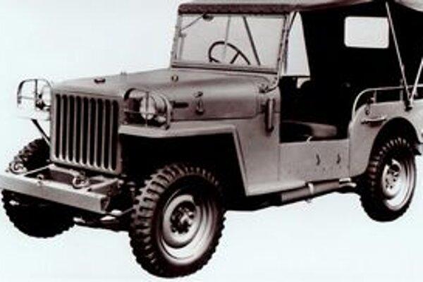 Toyota BJ z roku 1951. Modelom BJ sa začala dnes už 60-ročná história terénnych vozidiel Toyota Land Cruiser.