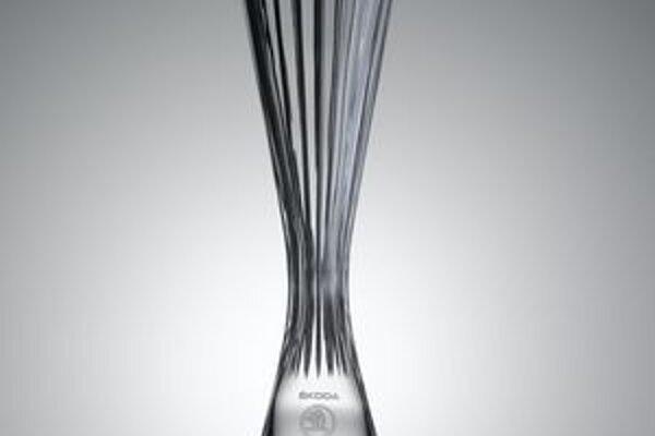 Trofej pre víťazov Tour de France. Navrhli ju dizajnéri spoločnosti Škoda Auto pod vedením Slováka Jozefa Kabaňa.
