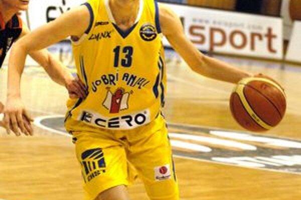 Lucia Kupčíková. Basketbalistky Good Angels čaká prvá herná previerka.