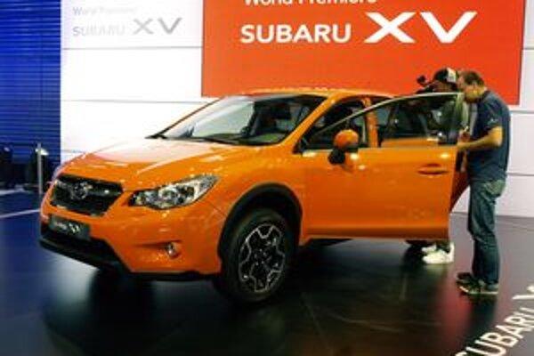 ové Subaru XV. Model XV je kompaktný crossover, postavený na báze modelu Impreza.