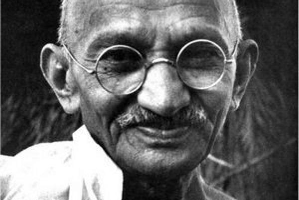 Móhandás Karamčand Gándhí.