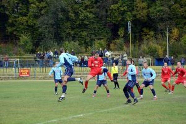 Znova o gól. Rožňava už tretí domáci zápas prehrala o gól.