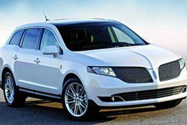 Crossover Lincoln MKT. Zmodernizovaný Lincoln MKT príde na trh na jar 2012, a to ako model 2013.