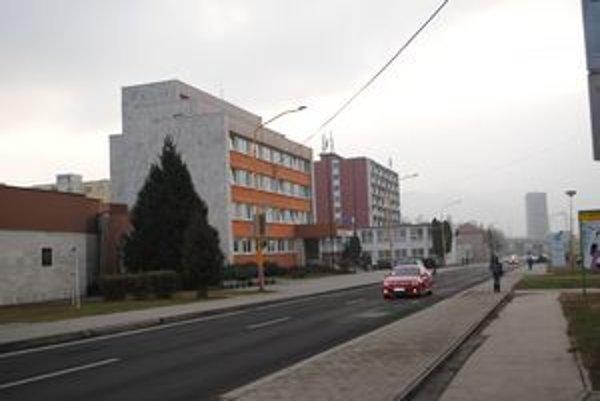 Mestský úrad v Humennom.