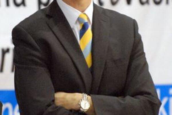 Štefan Svitek. Od leta by mal viesť maďarskú reprezentáciu.