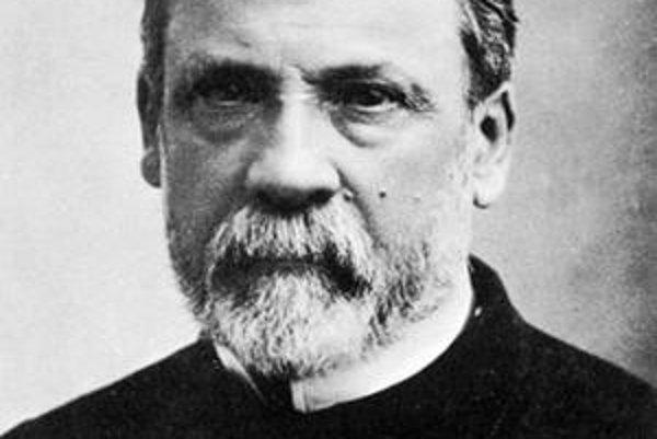 Louis Pasteur. Jeho meno nesie aj košická nemocnica.