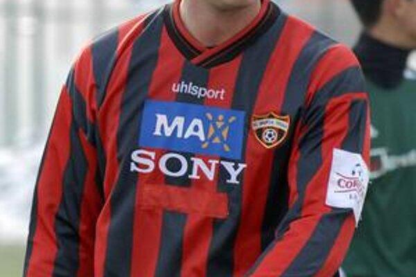 Peter Štyvar. V ostatnom období nemal šťastie pri voľbe klubov.