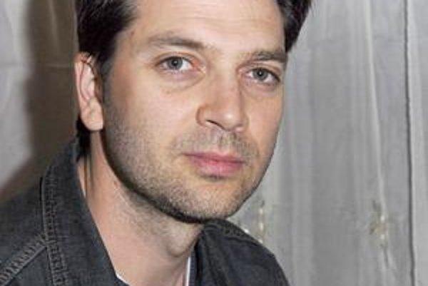 Marek Majeský alias doktor Kalman zo seriálu Ordinácia v ružovej záhrade.