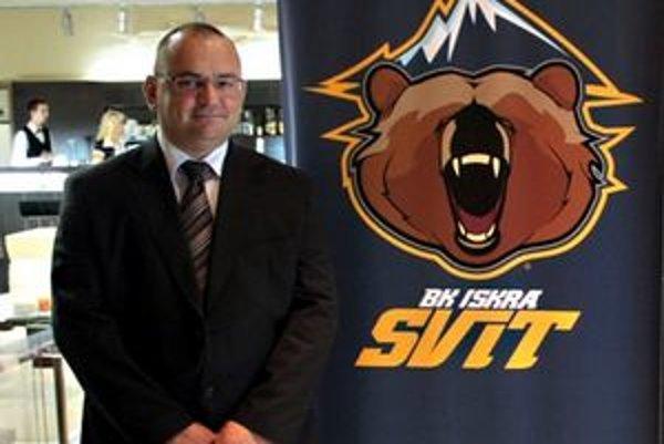 Peter Beck skončil na poste šéfa basketbalového klubu zo Svitu.