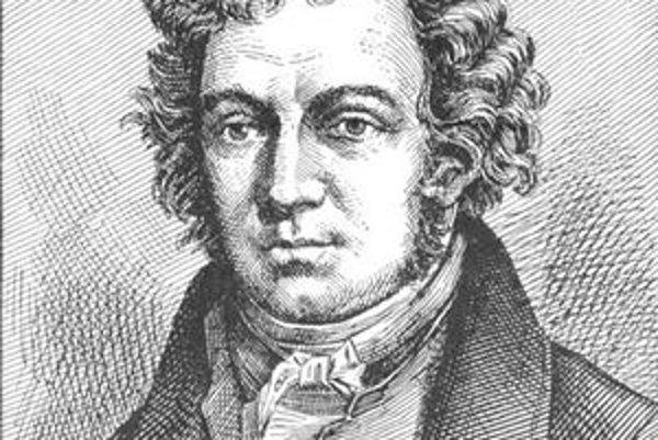 André-Marie Ampére. Má na konte kľúčové objavy v magnetizme a elektrodynamike.