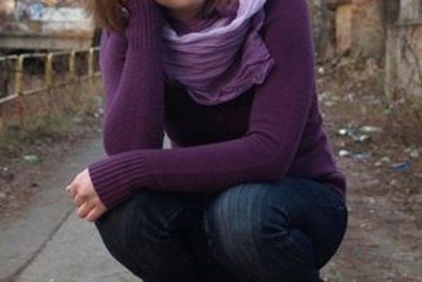 Veronika Wagneter. Po zmene priezviska túžila od základnej školy.