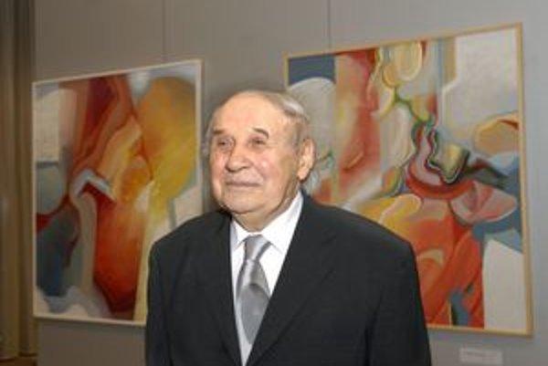 Mierny povahou, búrlivý v tvorbe. Výtvarník Štefan Bubán obrazmi nikdy nepodliehal vkusu iných.