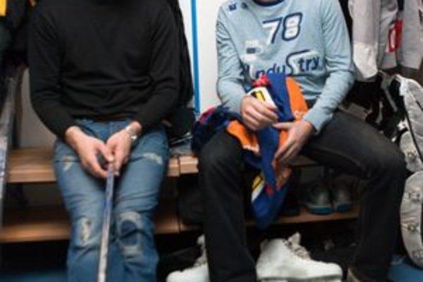 Nerozlučná dvojica Rastislav Staňa a Ján Lašák absolvovali spoločne sedem svetových šampionátov.