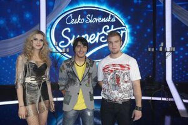 Stupienok víťazov. Gabriela s Lukášom sa pobijú o absolútne víťazstvo, Michal jespokojný s bronzom.
