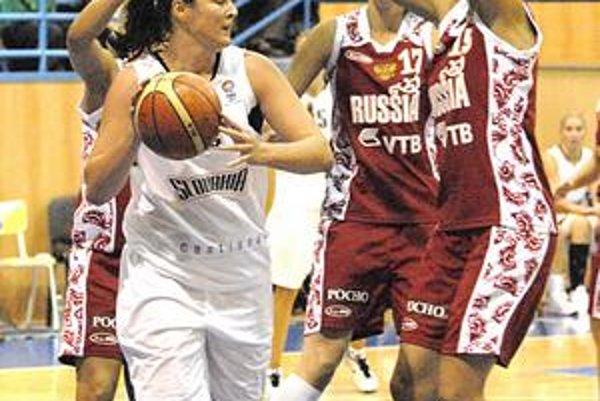Reprezentačný dres nevyzliekla. Lucia Lásková ostala súčasťou národného tímu.