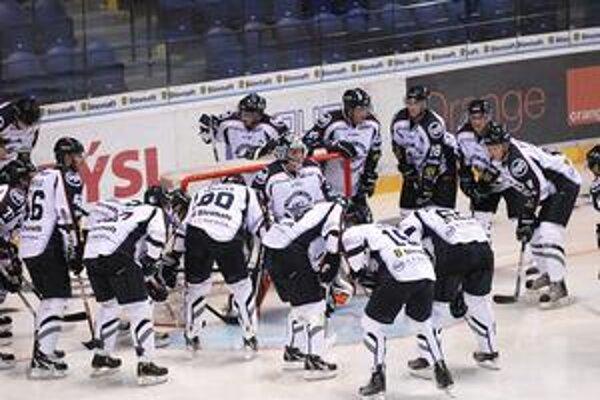 Už len generálka. Košickí hokejisti odohrajú pred prvým kolom extraligy posledný prípravný zápas dnes v Bardejove.