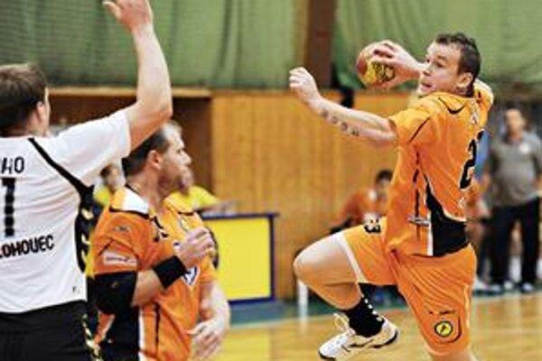 Marián Kleis patrí k najlepším strelcom 1. MHK, čo potvrdil aj v súboji s Hlohovcom, ktorému nasúkal sedem gólov.