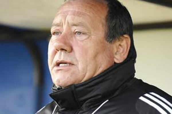 Jozef Móder. Tréner MFK Košice B má zmapované po jeseni lepšie i slabšie stránky tímu.