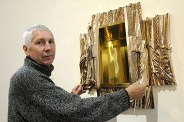 Dokonalosť. Diela Otmara Olivu sú symbiózou umenia a majstrovského technického spracovania.