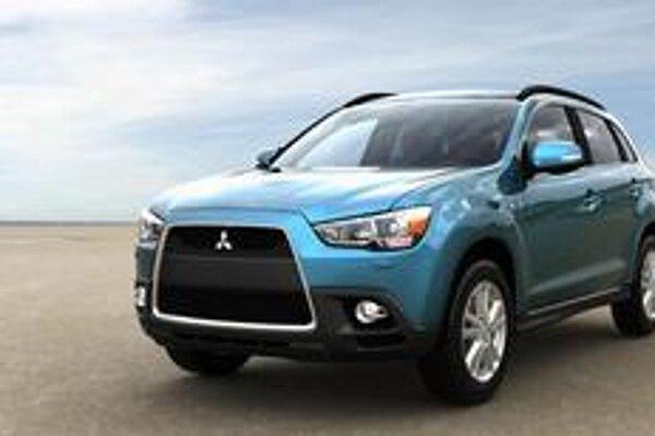 Crossover Mitsubishi ASX. Tento model je európskou verziou modelu RVR a premiéru bude mať na ženevskom autosalóne.