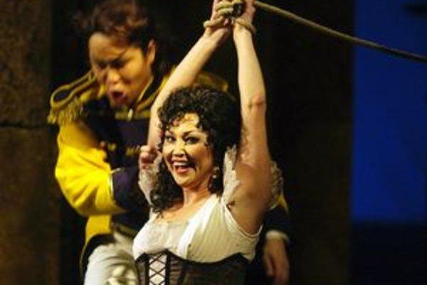 Sólistka Štátnej opery v Prahe, mezzosopranistka Galia Ibragimova, sa dnes predstaví v Košiciach.
