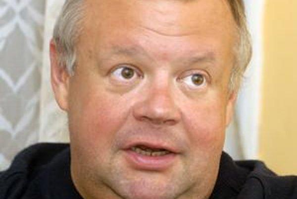 """Ivan """"Tuli"""" Vojtek. Večne vysmiaty, rozžiarený a dobre naladený."""