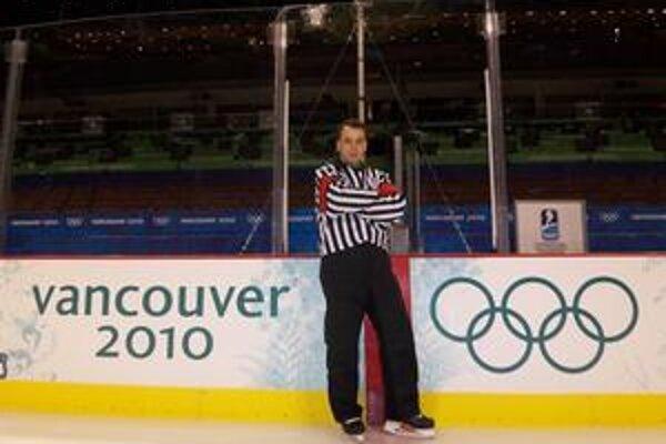 Peter Ország. Na olympiádu má pekné spomienky.