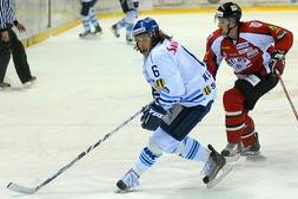 Nezabudol. Peter Klepáč hral pred 17 rokmi za Košice.