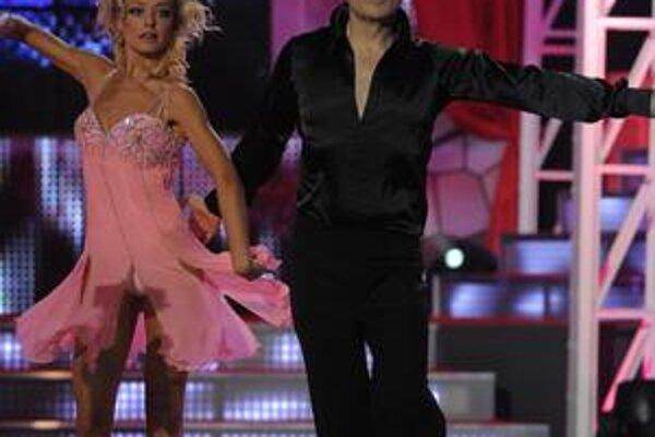 Smoliari. Mirke a Štefanovi sa tango naozaj vydarilo, no aj tak vypadli.