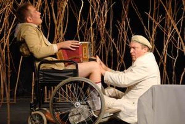 Predstavenie Čuješ, mamo. Michal Iľkanin a Eugen Libezňuk.
