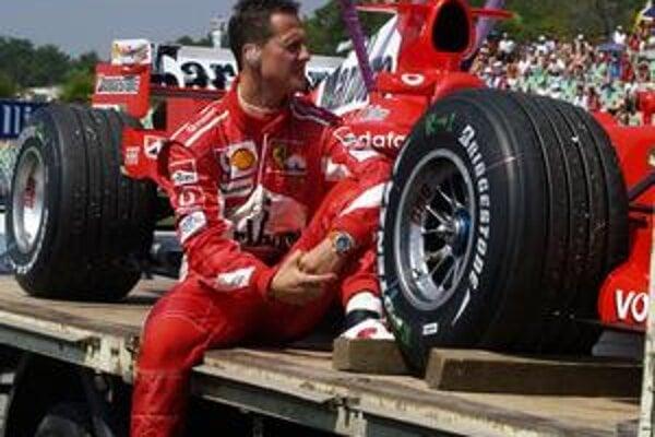 Nevráti sa. Aj keď všetko nasvedčovalo tomu, že Michaal Schumacher sa vráti do kolotoča F1, nakoniec z toho nič nebude.