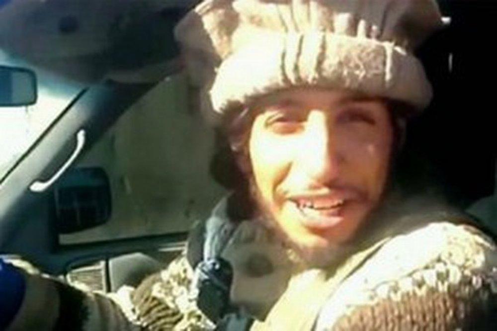 Predpokladaný hlavný organizátor teroristických útokov v Paríži Abdelhamid Abaaoud.